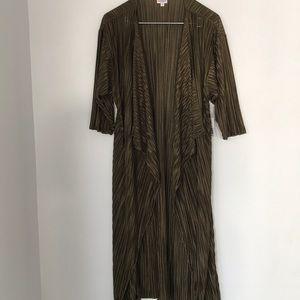 LuLaRoe Shirley Accordion Kimono